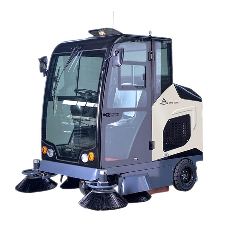 武汉驾驶式洗地机LB-2000(双刷)