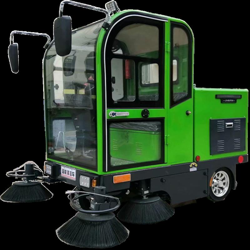 驾驶式扫地车LB-1900